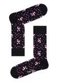 Happy Socks Pink Panter - zwart roze - maat 36-40 en 41-46_