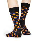 Happy Socks - Sunset - zwart - Maat 36-40 en 41-46_