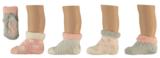 Baby- kinder sokken anti slip mint meisjes Apollo (4 paar)_