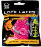 Lock Laces elastische veters roze one size_