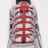 Lock Laces elastische veters rood one size_