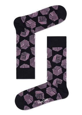 Happy Socks BOX - zwart - Maat 41-46
