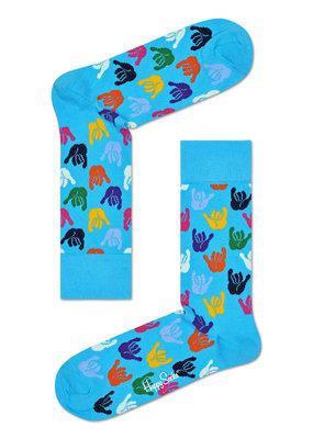 Happy Socks - Hang Loose - blauw Multi - 36-40 en 41 46