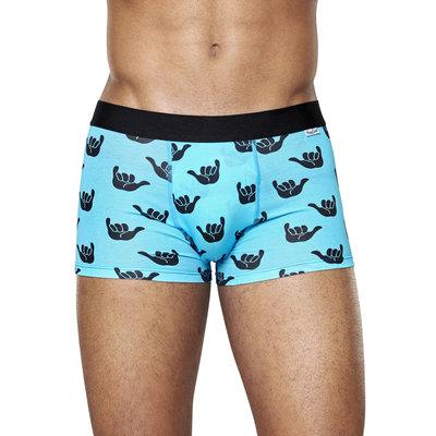 Happy Socks | Boxershort Heren | Hang Loose | Blauw