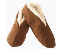 Spanisch slippers brown