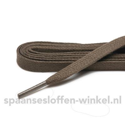 Cordial wax donkerbruin plat dikte 5 mm 120 cm