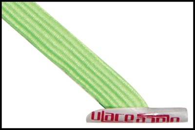 ULace elastiek veters minty green