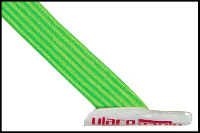 ULace elastiek veters neon green