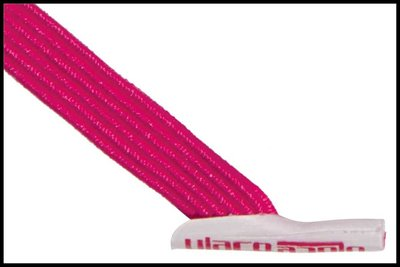 ULace elastiek veters neon magenta