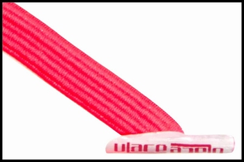 ULace elastiek veters neon pink