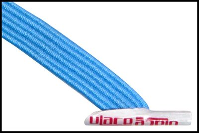 ULace elastiek veters light blue