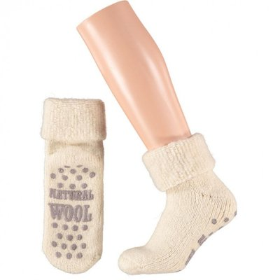 Apollo Huis sokken ecru