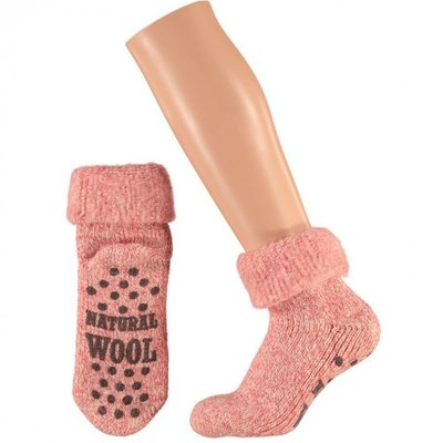 Apollo Huis sokken roze