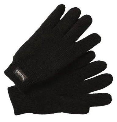 handschoenen bernardino Thinsulate zwart unisex