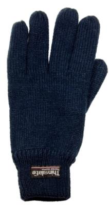 handschoenen bernardino Thinsulate donkerblauw unisex