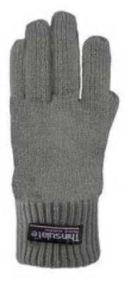 handschoenen bernardino Thinsulate grijs unisex