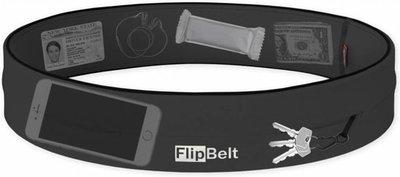 Flipbelt - Running belt - Hardloop belt - Hardloop riem - Carbon