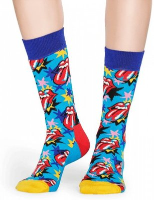 Happy Socks Collabs Rolling Stones I Got The Blues Sock blauw maat 36-40 en 41-46