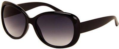 Polariserende butterfly dames zonnebril zwart