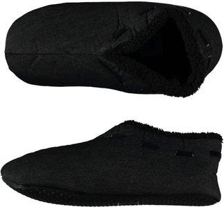 Spaanse sloffen heren Apollo zwart / Jeans