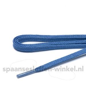 blauwe veters