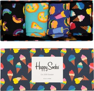 Happy Socks - Giftbox - Junkfood