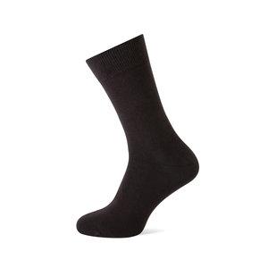 sokken heren donkerbruin
