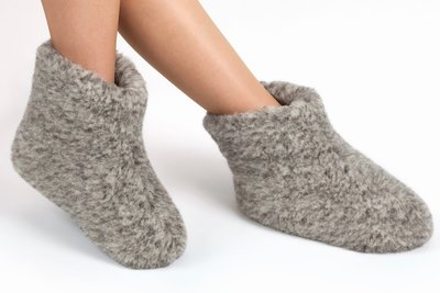 WoolWarmers Dolly grey