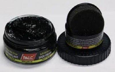Zelf glans schoensmeer Palc zwart