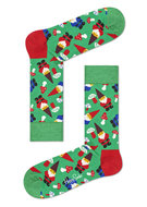 Happy Socks Garden Gnome Christmas sock